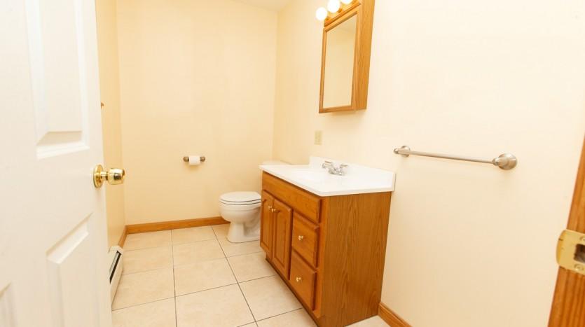 Kent Ct half bathroom